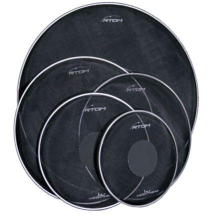 RTOM Mesh Drum Head Pack 10/12/14/16/22