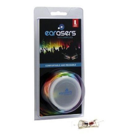 EARasers Musician's HiFi Earplugs-Large