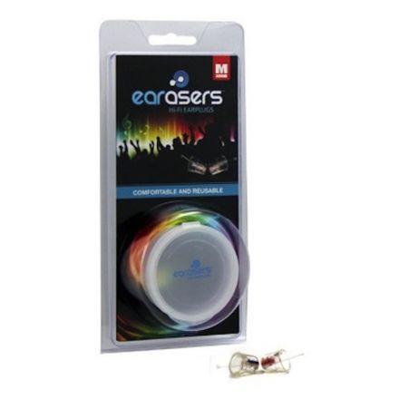 EARasers Musician's HiFi Earplugs-Medium