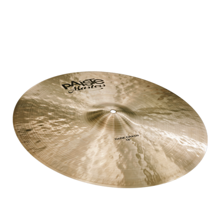 "Paiste Masters Dark Crash Cymbal 18"" 1301 grams"