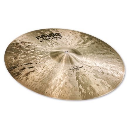 "Paiste Masters Dark Crash Ride Cymbal 20"""