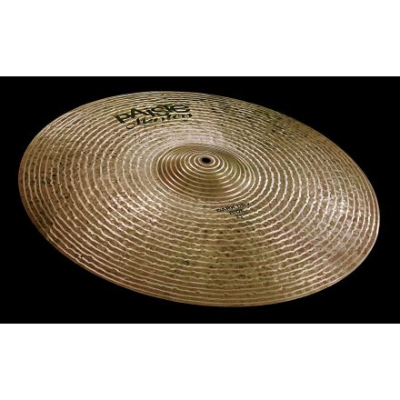 "Paiste Masters Dark Dry Ride Cymbal 21"""