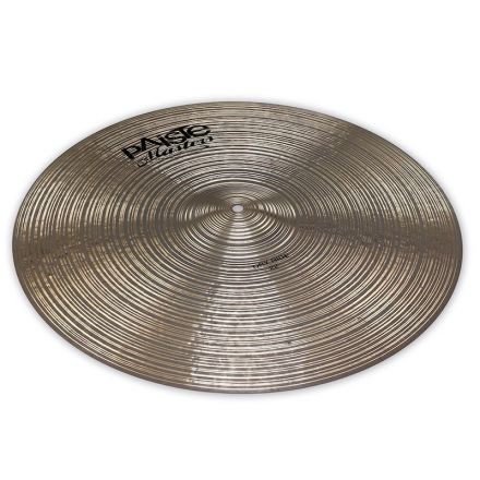 """Paiste Masters Dry Ride Cymbal 22"""""""