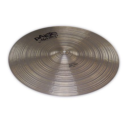 """Paiste Masters Extra Dry Ride Cymbal 21"""""""
