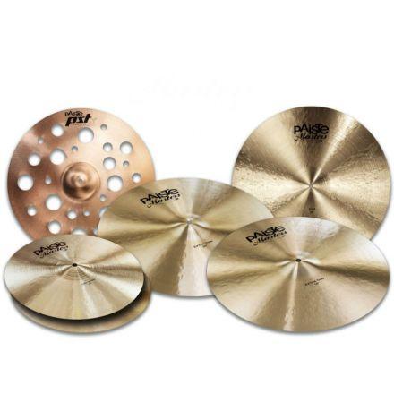 Paiste Masters Thin Cymbal Box Set