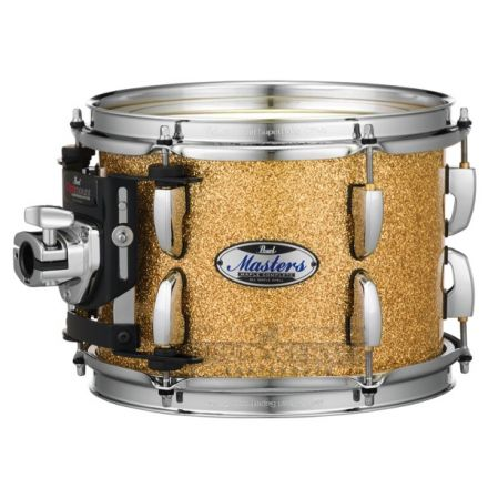 Pearl Masters Maple Complete Tom 10x7 Bombay Gold Sparkle Lacquer