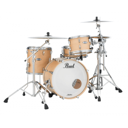 """Pearl Masters Maple Complete 20""""x14"""" Bass Drum w/o BB3 - MCT2014BX/C"""
