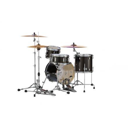 Pearl Midtown 4pc Drum Set Black Gold