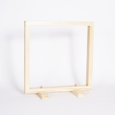 Dream Gong Stand Wooden - 18
