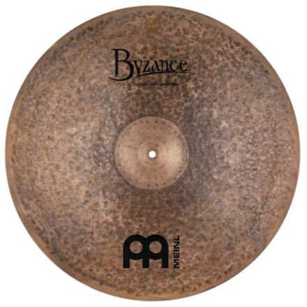 "Meinl Byzance Big Apple Dark Tradition Light Ride Cymbal 22"" 2071 grams"