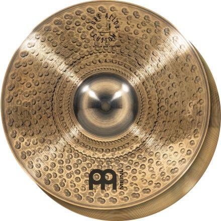 Meinl Pure Alloy Custom Medium Thin Hats Cymbal 14