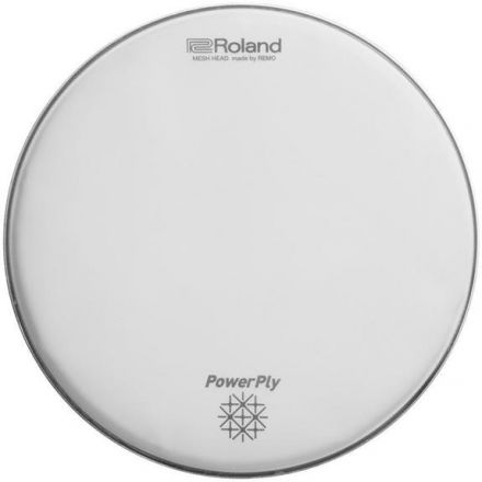 Roland MH2-14 PowerPly 14 Inch dual ply mesh head for V-Drums pads and acoustic drums