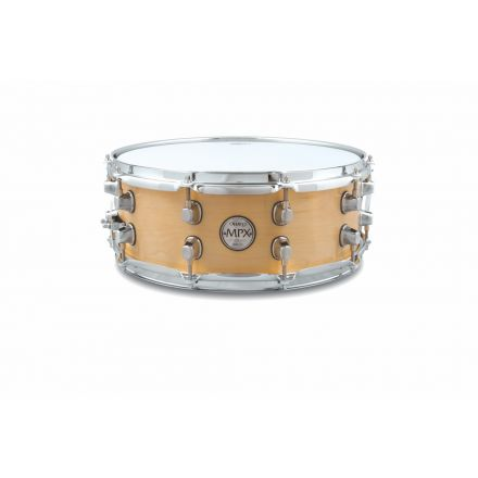 Mapex MPX snare drum 5.5x14 - Gloss Natural