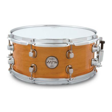 Mapex MPX snare drum - Gloss Natural - MPML3600CNL