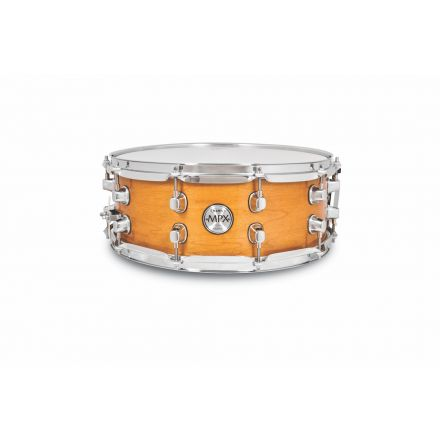 Mapex MPX Maple Snare Drum - Gloss Natural - 5.5x14