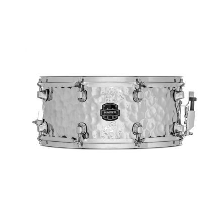 Mapex MPX Steel Hammered 14 x 6.5 Snare Drum