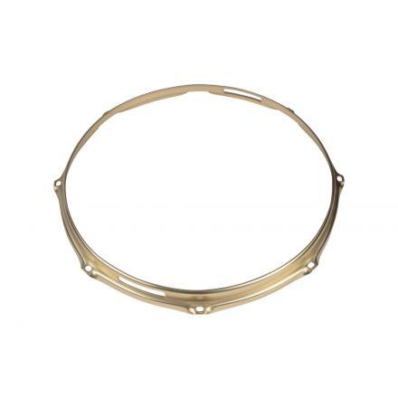 "Tama Brass Sound Arc 14"" 8-Lug Snare Side Hoop"