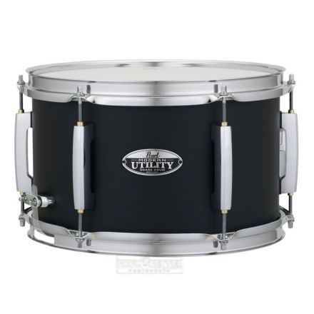 Pearl Modern Utility Maple Snare Drum 12x7 Satin Black