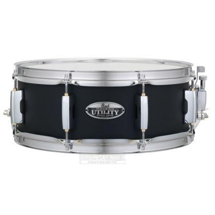 Pearl Modern Utility Maple Snare Drum 13x5 Satin Black