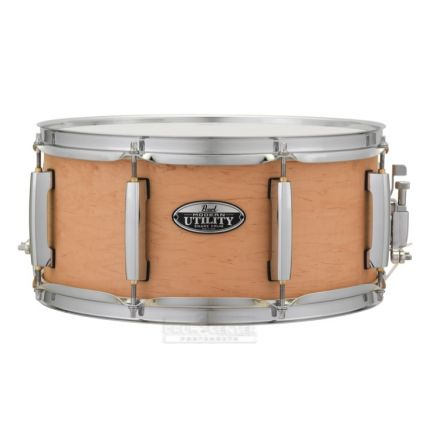 Pearl Modern Utility Maple Snare Drum 14x6.5 Matte Natural
