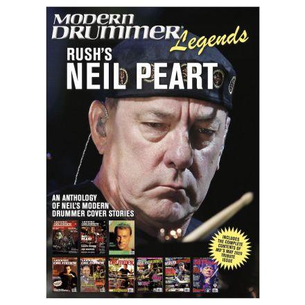 Modern Drummer Legends : Neil Peart Special Edition