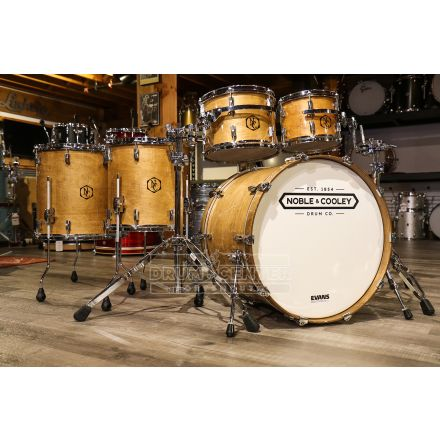 Noble And Cooley Horizon 5pc Drum Set Burnt Ale Gloss