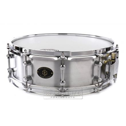 Noble And Cooley Alloy Classic Snare Drum 14x4.75 Raw/Chrome