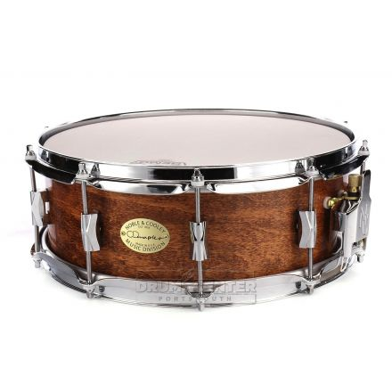 Noble And Cooley CD Maple Snare Drum 14x5 Honey Maple Oil