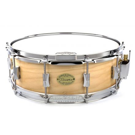 Noble And Cooley CD Maple Snare Drum 14x5 Natural Oil