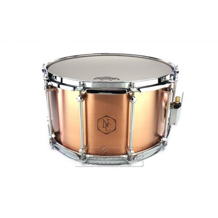 Noble And Cooley Copper Snare Drum 14x8 w/Chrome Hardware