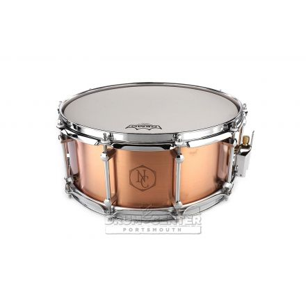Noble And Cooley Copper Snare Drum 14x6 w/Chrome Hardware