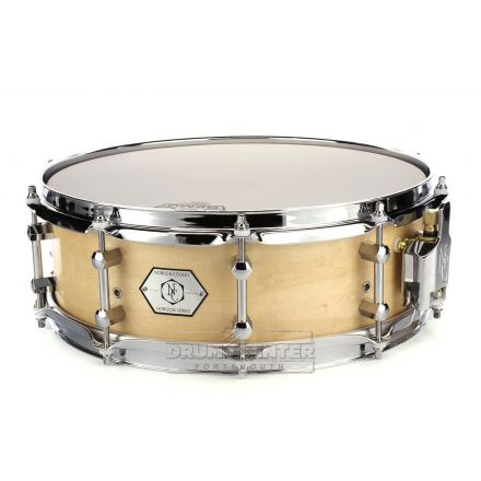 Noble And Cooley Horizon Snare Drum 14x4.75 Natural Oil