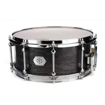 Noble And Cooley Horizon Snare Drum 14x6 Blackwash Oil