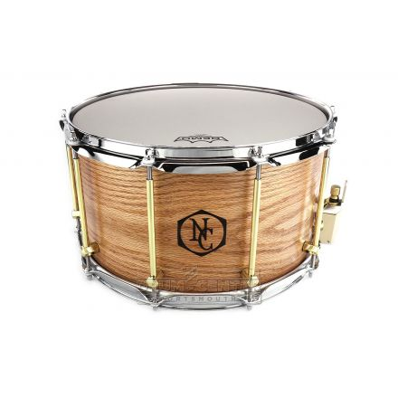 Noble And Cooley Solid Ply Oak Snare Drum 14x8