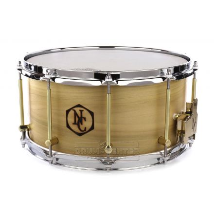 Noble And Cooley Solid Ply Tulip Snare Drum 14x7