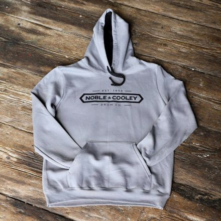Noble & Cooley Logo Sweatshirt - Gray - Medium