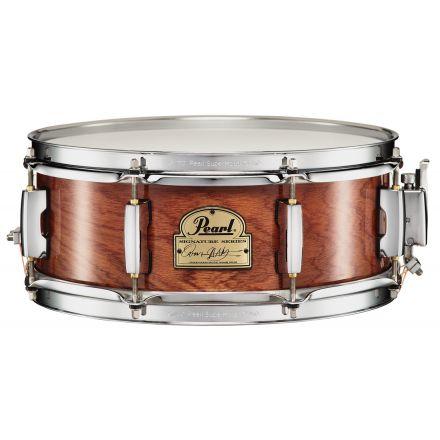Pearl 13x5 Omar Hakim Signature Snare Drum, Mahogany