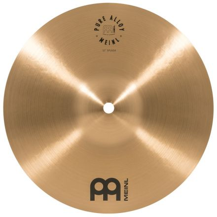 """Meinl Cymbals PA10S Pure Alloy 10"""" Traditional Splash"""
