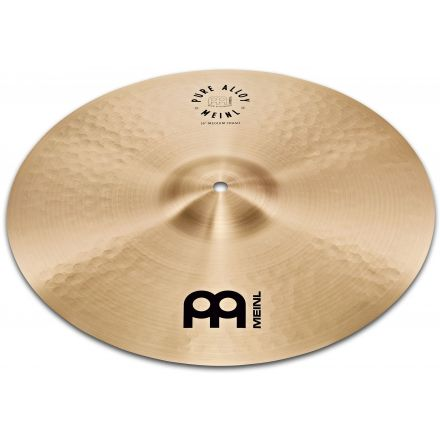 "Meinl Pure Alloy Traditional Medium Crash Cymbal 16"""