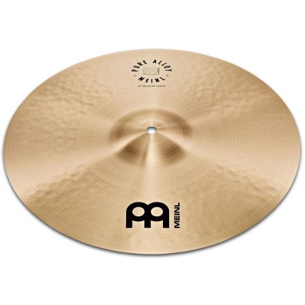 "Meinl Pure Alloy Traditional Medium Crash Cymbal 18"""