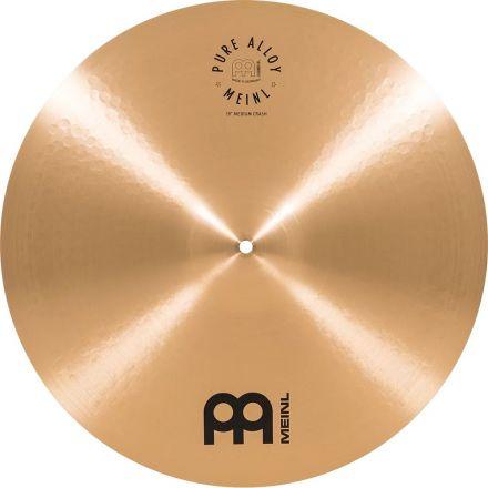 Meinl Pure Alloy Medium Crash Cymbal 19