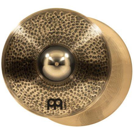 Meinl Pure Alloy 15 Custom Medium Thin Hihat, pair Cymbal