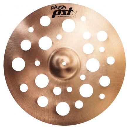 """Paiste PSTX Swiss Thin Crash Cymbal 18"""""""