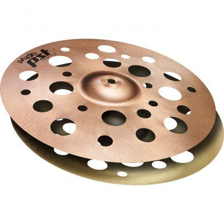 """Paiste PSTX Swiss Hi Hat Cymbals 16"""""""