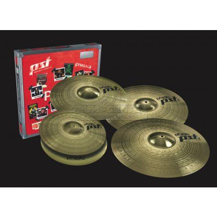 Paiste PST 3 Universal Cymbal Set 14/18/20 + Free 16