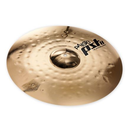 "Paiste PST 8 Reflector Medium Crash Cymbal 16"""