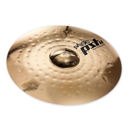 "Paiste PST 8 Reflector Medium Crash Cymbal 18"""