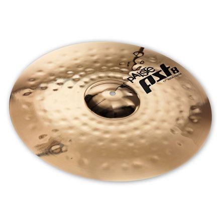"Paiste PST 8 Reflector Rock Crash Cymbal 17"""