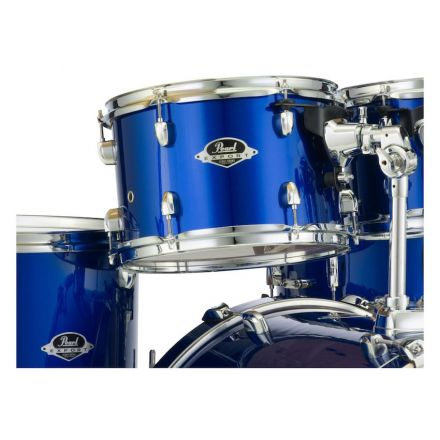 """Pearl Export 13""""x9"""" Tom - High Voltage Blue"""