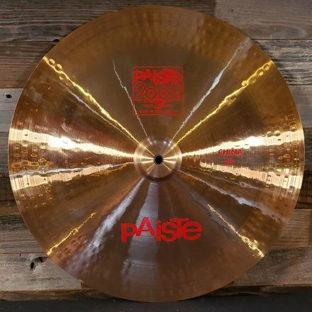Used Paiste 2002 China Cymbal 20